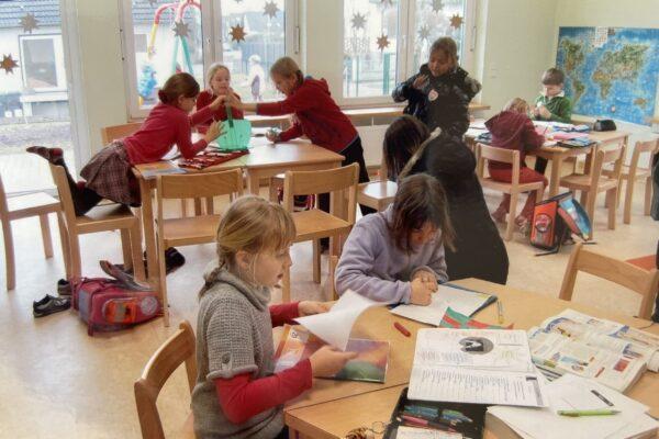 Hausaufgaben Wiesenau